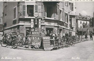 La Maison du Vélo - Velo-Hall - Bel-Air