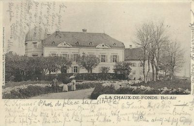 La Chaux-de-Fonds - Bel-Air