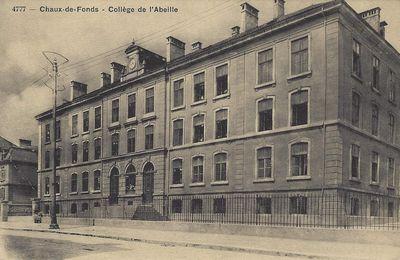La Chaux-de-Fonds - Collège de l'Abeille