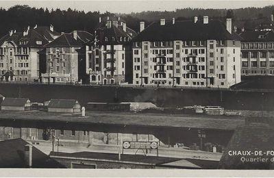 La Chaux-de-Fonds - Quartier des Crétêts