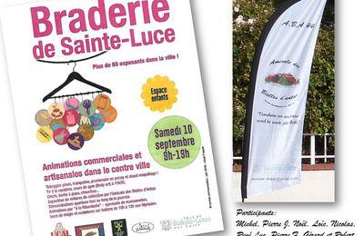 ABA44 BRADERIE DE SAINTE LUCE 10.09.16