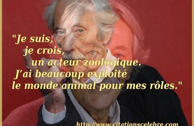 Citation de Jean Rochefort
