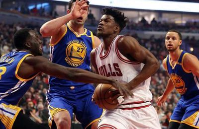 Canotta Jimmy Butler 21 2016 Chicago Bulls