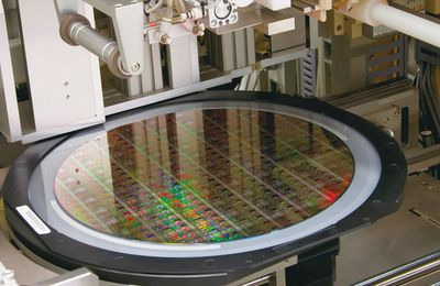 Semiconductor Wafer Manufacture Processes