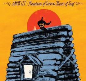 "Album ""Mountains of sorrow"" - Amos Lee"