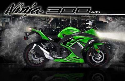 Kawasaki Ninja 300 Review and Price
