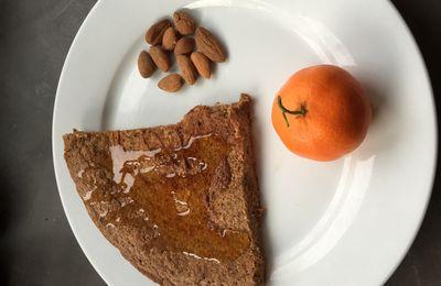 Petit-Déjeuner sain et nourrissant!