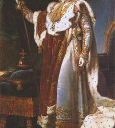 2 décembre 1804 : LE SACRE DE NAPOLEON 1er