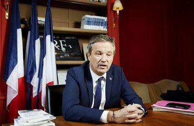 Nicolas Dupont-Aignan : Mme Le Pen n'est « pas d'extrême droite »