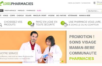 Les meilleurs offres et code sde réductions 1001 pharmacies