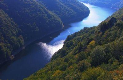 La Rivière Bleue