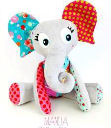 Manuia, l'éléphant rigolo
