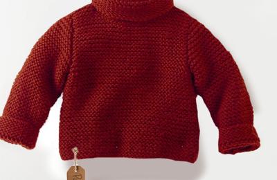 pull enfant avec casque audio rebrod laine et chiffons. Black Bedroom Furniture Sets. Home Design Ideas