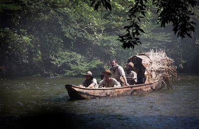 The lost city of z/La cité perdue de Z