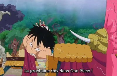 ONE PIECE EPISODE 805 VOSTFR HD