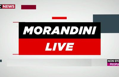 Morandini Live du 25 septembre