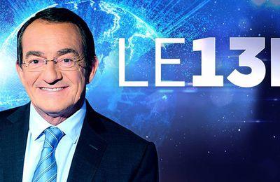 Le JT du 13h de TF1 du 26 septembre