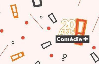 Mercredi 15 novembre dès 20h55 soirée spéciale 20 ans de Comédie+ !