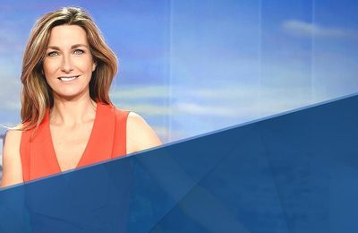 Le JT du week end 20h de TF1 du 22 octobre
