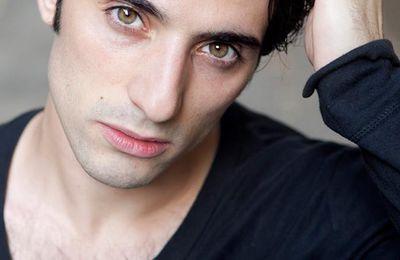 Faccia a faccia con l'attore Jacopo Cavallaro