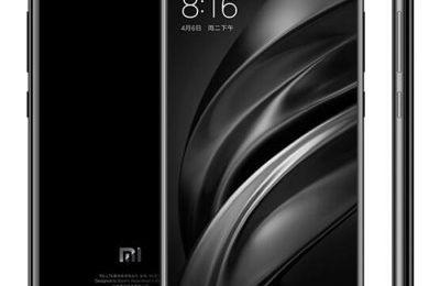 Xiaomi Mi 6 4G Smartphone !