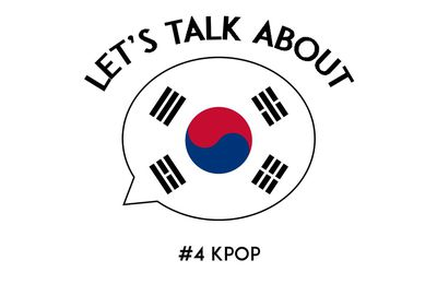Let's talk about #4 Kpop