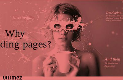Why landing pages are best part of marketing?