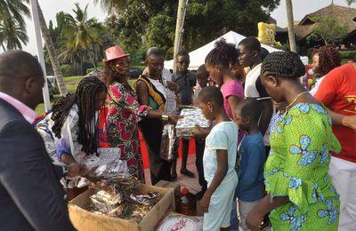 Côte d'ivoire : Album photos du noël social offert par la Chambre des Notaires