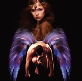 « Ainsi soit-il Tome 1 La chute » par Blood Angel — Auto-édition