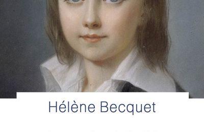 « Louis XVII » par Hélène Becquet — Éditions Perrin