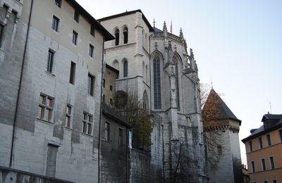 Chambéry, histoire d'une capitale
