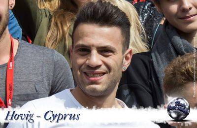 Cyprus - Hovig - I've Always Dreamt to take part in Eurovision!