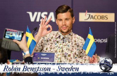 From Kiev with Love - Robin Bengtsson - Sweden