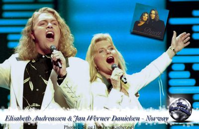 Elisabeth Andreassen and Jan Werner Danielsen - Duett (Norway)