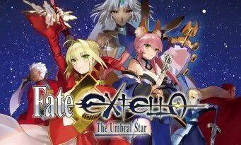 Fate/EXTELLA: The Umbral Star, la version Nintendo Switch est disponible