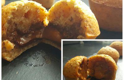 Financier façon mini muffins