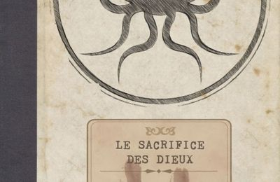 Le Sacrifice des Dieux de Christophe Michaud