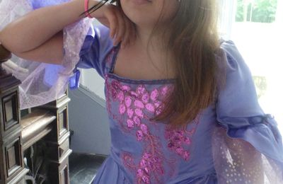 Photoshoot Robe Comtesse Enfant