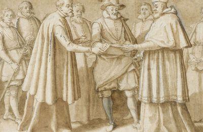 Tristan de Villelongue : ardennais et prédicateur d'Henri IV