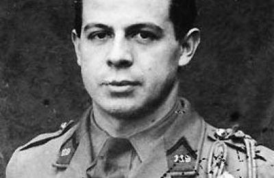 Fred Scamaroni, résistant , martyr , fils Jules Scamaroni , préfet des Ardennes
