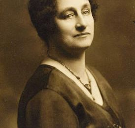 Jeanne Mélin : l'ardennaise,1 ère femme candidate à l'élection présidentielle , en 1947