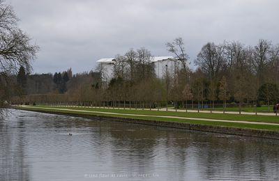 Château de Rambouillet : travaux de restauration
