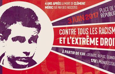 4 ans après la mort de Clément Méric,