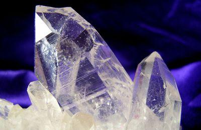 Soin des 12 Rayons Sacrés Cristal
