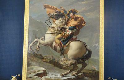 En route chez Napoléon et Joséphine!