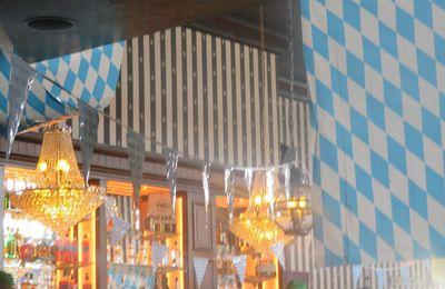 Repas au resto à Rambouillet.