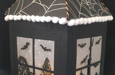 La Lanterne d'Halloween - Le tuto !