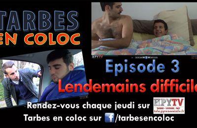 HPyTv Série | Tarbes en coloc - Episode 03