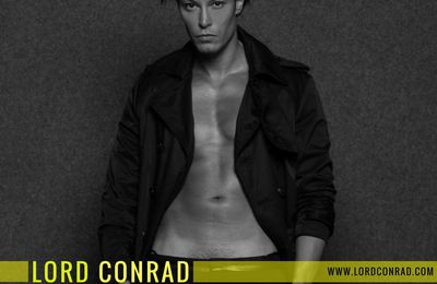 Lord Conrad Reveals 'Touch – The Sky' New Single Cover