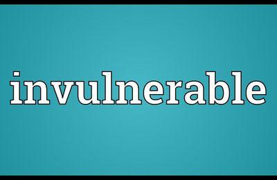 #Ils ont dit : Si un homme se croit invulnérable...